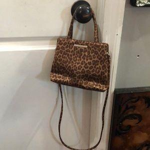 Nine West  beautiful leopard bag